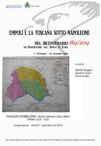 Mostra_Empoli e laToscana sotto Napoleone