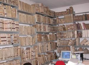 Vecchia sede dell'archivio storico