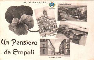 Cartolina, collezione Lari