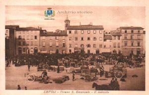 Piazza Vittorio E. Lazzeri G. 30715