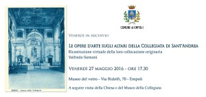 invito collegiata