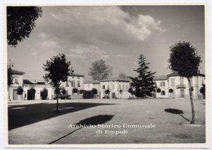 ASCE, Archivio fotografico empolese, VI/459, Piazza Gramsci, anni '30 del XX secolo