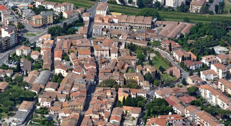Il borgo di Pontorme