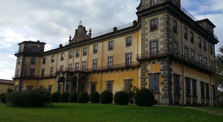 Borgo a Buggiano (Pt) - Villa Bellavista, antica dimora di campagna della famiglia Feroni marchesi dell'omonima località